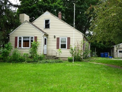 Elburn Single Family Home For Sale: 534 South Main Street South