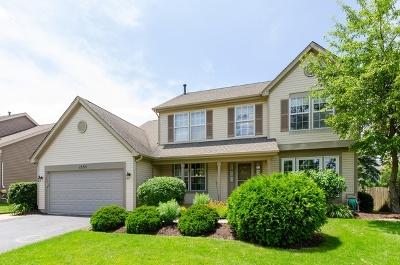 Crystal Lake Single Family Home For Sale: 1535 Birmingham Lane