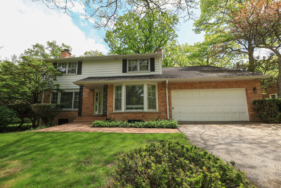 Lake Forest Single Family Home For Sale: 909 South Green Bay Road