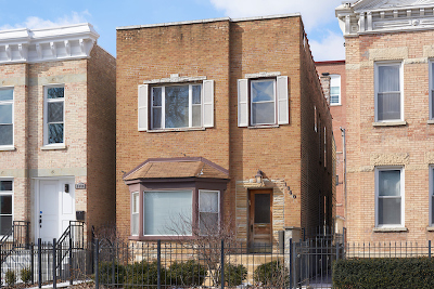 Wicker Park, Bucktown Multi Family Home For Sale: 1340 North Oakley Boulevard