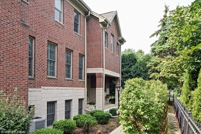 Wheaton Condo/Townhouse For Sale: 436 Brantley Place