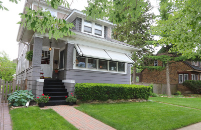 Brookfield Single Family Home For Sale: 3129 Elm Avenue