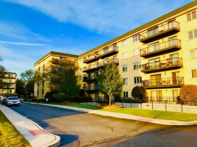 Morton Grove Condo/Townhouse For Sale: 8600 Waukegan Road #102E