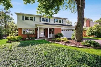 Wheaton Single Family Home For Sale: 1218 Delles Road