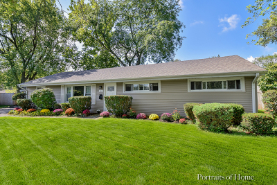 Single Family Home For Sale: 602 Parkway Drive