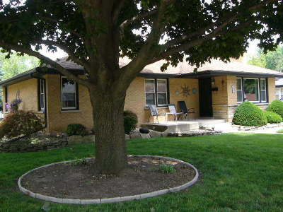 Alsip Single Family Home For Sale: 4444 West 116th Place
