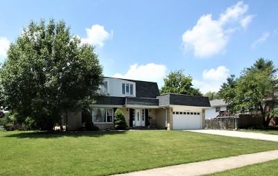 Darien Single Family Home For Sale: 8s144 Grant Street