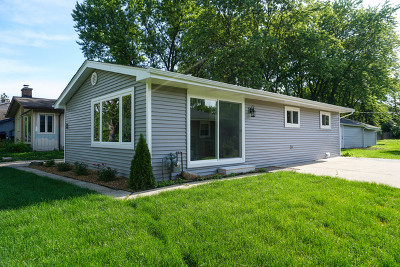 Downers Grove Single Family Home For Sale: 5743 Sherman Avenue