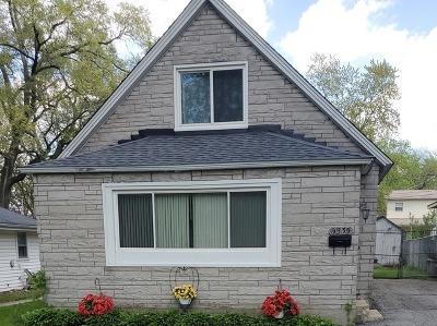 Columbia Heights Single Family Home Price Change: 3535 Green Street
