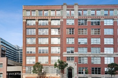 Condo/Townhouse For Sale: 333 South Desplaines Street #513