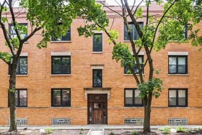 Condo/Townhouse For Sale: 3737 North Leavitt Street #2N