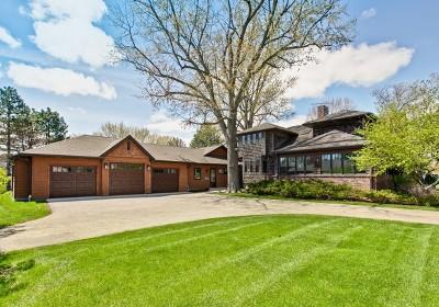 Libertyville Single Family Home For Sale: 1113 Crane Boulevard