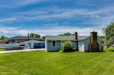Alsip Single Family Home For Sale: 5101 West 118th Street