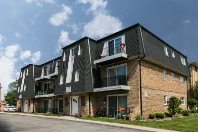 Chicago Ridge Condo/Townhouse Re-Activated: 10620 Parkside Avenue #302