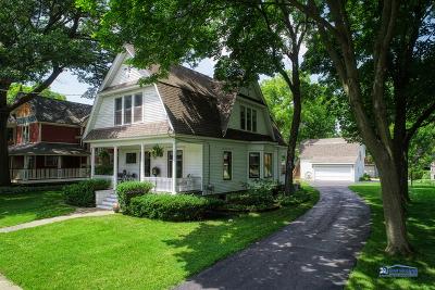Grayslake Single Family Home For Sale: 32 Oak Avenue