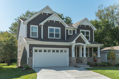 Downers Grove Single Family Home For Sale: 4334 Prospect Avenue