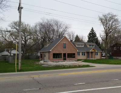 Grayslake IL Commercial For Sale: $315,000