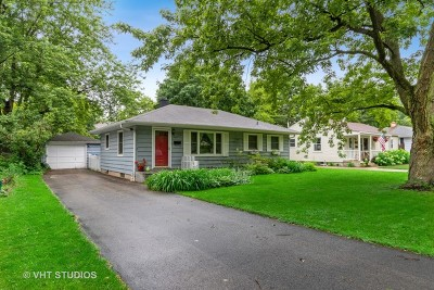 St. Charles Single Family Home Price Change: 1421 South 7th Street
