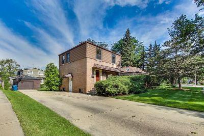 Elmhurst Single Family Home For Sale: 594 South Colfax Avenue