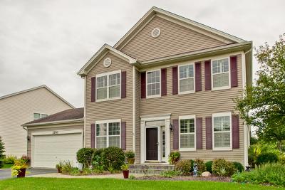 Wauconda Single Family Home For Sale: 2750 Liberty Lakes Boulevard