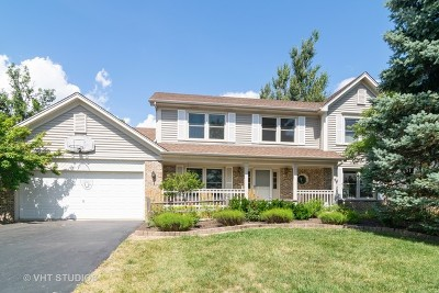 Hoffman Estates Single Family Home New: 5450 Mallard Lane