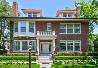 Winnetka Single Family Home For Sale: 690 Elder Lane