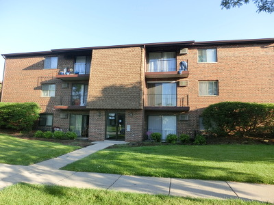 Orland Park Condo/Townhouse For Sale: 7435 Tiffany Drive #3C