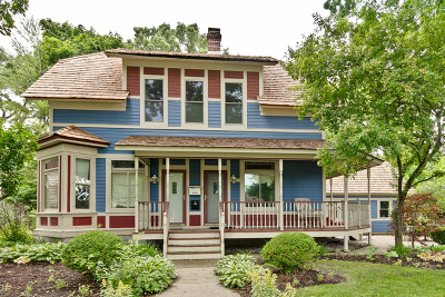 Grayslake Single Family Home For Sale: 303 Park Avenue
