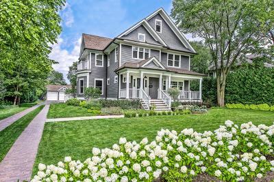 Glencoe Single Family Home For Sale: 663 Greenwood Avenue