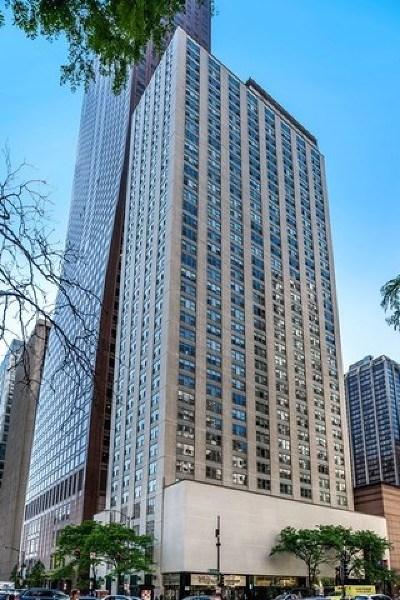 Condo/Townhouse For Sale: 777 North Michigan Avenue #600