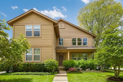 Vernon Hills Single Family Home Price Change: 267 Huron Street
