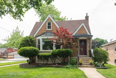 Elmwood Park Single Family Home For Sale: 1700 North 73rd Avenue