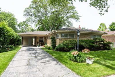 Skokie Single Family Home Price Change: 9246 Lowell Avenue