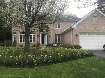 Wilmette Single Family Home For Sale: 1935 Central Avenue