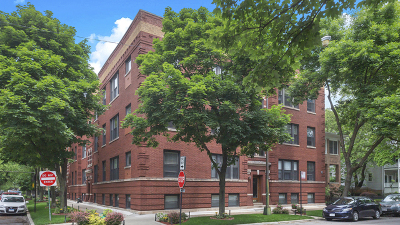 Andersonville Condo/Townhouse For Sale: 1318 West Bryn Mawr Avenue #3