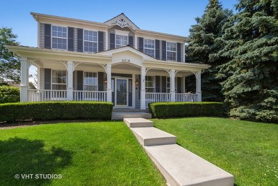 Glenview Single Family Home For Sale: 2315 Chestnut Avenue