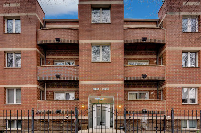 Condo/Townhouse For Sale: 2132 West Evergreen Avenue #1C