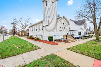 St. Charles Single Family Home For Sale: 315 Walnut Avenue