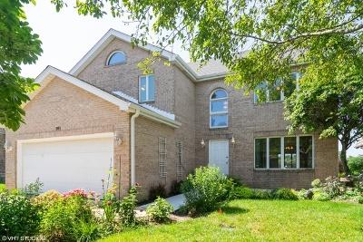 Hoffman Estates Single Family Home For Sale: 1945 Brookside Lane