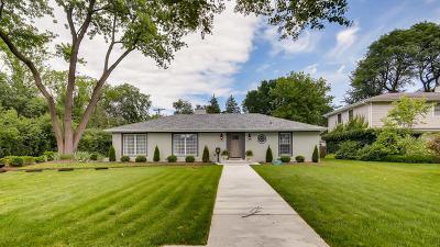 Hinsdale Single Family Home For Sale: 11 Springlake Avenue