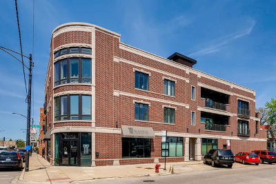 Condo/Townhouse For Sale: 3952 West Eddy Street #2NW