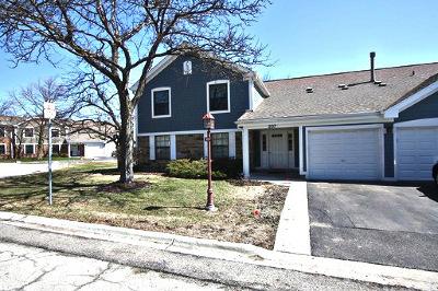 Schaumburg Condo/Townhouse For Sale: 237 Oak Knoll Court #2B