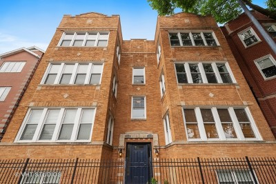 Andersonville Condo/Townhouse For Sale: 1738 West Foster Avenue #2R