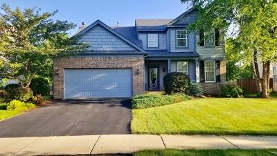 North Aurora Single Family Home For Sale: 648 Stewart Avenue