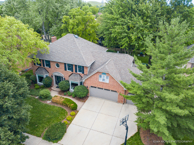 Naperville Single Family Home Price Change: 2242 Lotus Court