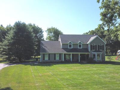 St. Charles Single Family Home For Sale: 6n355 Woodside Lane