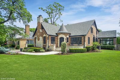 Elmhurst Single Family Home For Sale: 155 South Lawndale Avenue