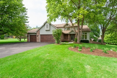 Spring Grove Single Family Home For Sale: 1516 North Applewood Lane