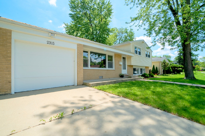 Arlington Heights Single Family Home Re-Activated: 2315 North Huron Street