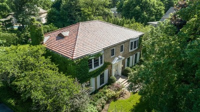 Winnetka Single Family Home For Sale: 321 Sunset Road